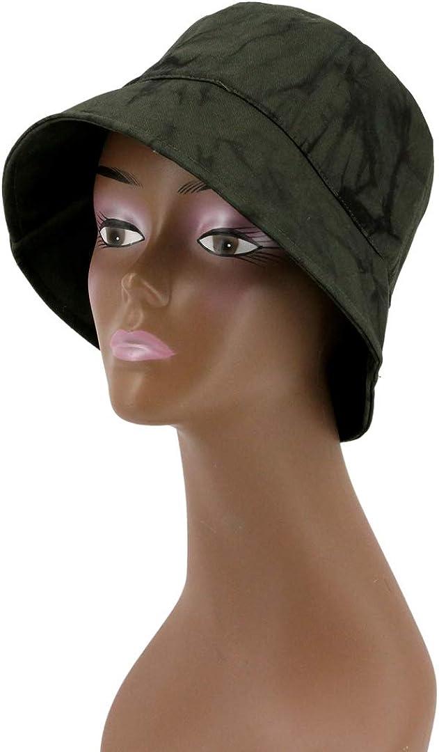 Surkat Unisex Reversible Packable Bucket Hat Fun Fisherman Travel Beach Cap Sun Hat