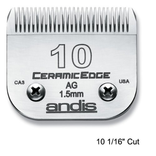 Andis-CeramicEdge-Carbon-Infused-Steel-Pet-Clipper-Blade-Size-10-116-Inch-Cut-Length-64315