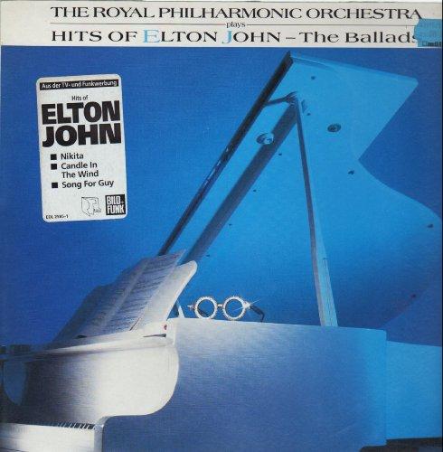 Royal Philharmonic Orchestra plays hits of Elton John-Ballads / Vinyl (Elton John Ballads)