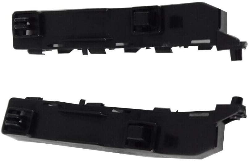 by AutoModed Left Right 2pcs AutoModed Front Bumper Retainer Brackets For 2008-2012 Honda Accord Sedan