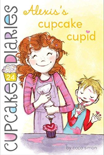 Alexis's Cupcake Cupid (Cupcake Diaries Book 24)