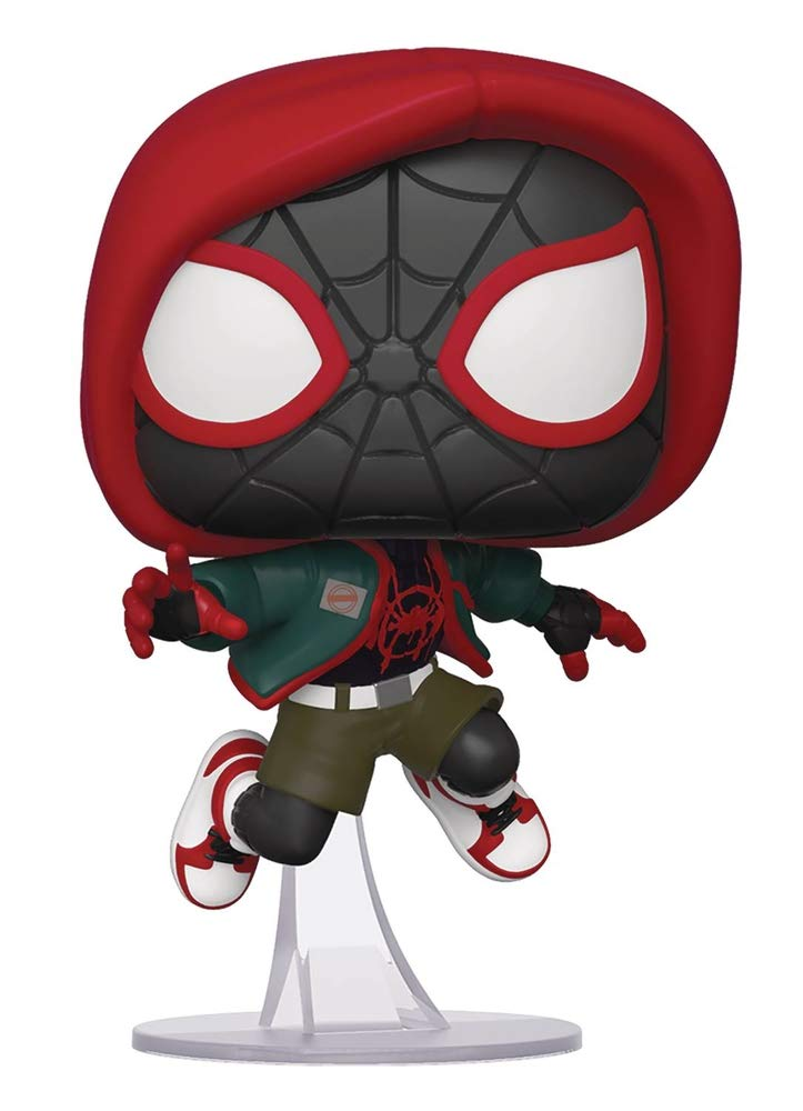 Spider-Man Funko PX Exclusive POP Miles Morales Vinyl Figure