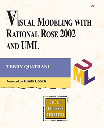 Visual Modeling with Rational Rose 2002 and UML (3rd Edition) by Brand: Addison-Wesley Professional