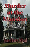 img - for Murder at the Mansion: A Logan & Cafferty Mystery/Suspense Novel book / textbook / text book