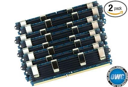 OWC 160GB 2 X 8GB PC6400 DDR2 ECC 800MHz 240 Pin FB