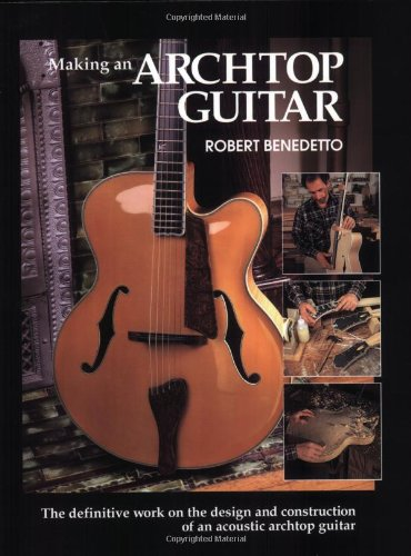 Making an Archtop Guitar
