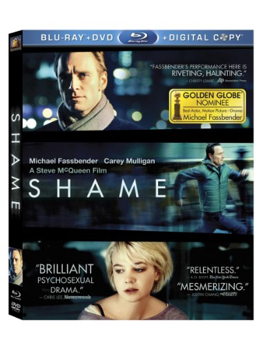 Blu-ray : Shame (With DVD, AC-3, Digital Theater System, Dolby, Subtitled)