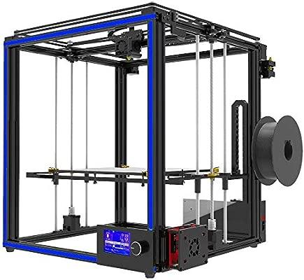 Z.L.FFLZ Impresora 3D Kits de Impresora 3D X5S DIY Dual Z ...