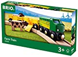 BRIO Farm Animal Train