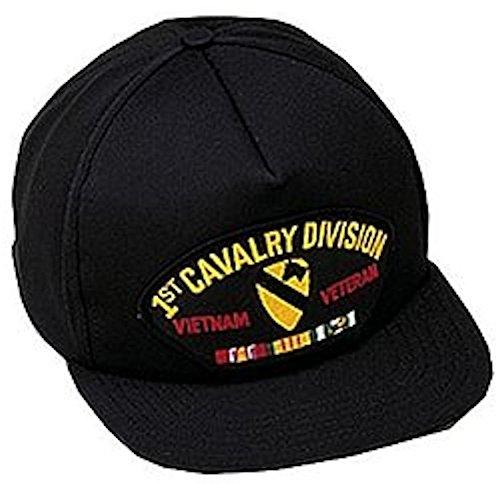 Vietnam Vet Hat Patch - 1st Cavalry Division Vietnam Vet Ballcap