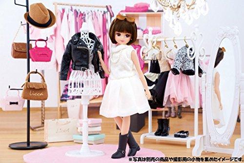 Takara Tomy Licca Doll Bijou Series Snow Drop 861072 F//S w//Tracking# Japan New