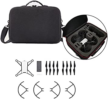 Portable Shoulder Bag Storage Box Case Bacpack Waterproof For DJI TELLO Drone RC