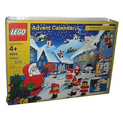 LEGO Advent Calendar: Toys & Games