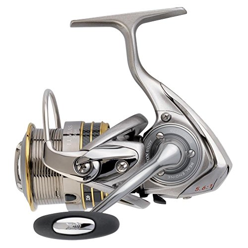 Daiwa Luvias 2510PE-H Left/Right Handed 5.6:1 Spinning Fishing Reel
