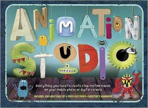 Resultado de imagen de animation studio libro