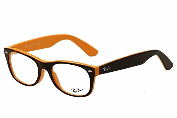 b7ab7c14cec Ray-Ban RX5184 New Wayfarer Glasses in Dark Havana RX5184 2012 52 ...