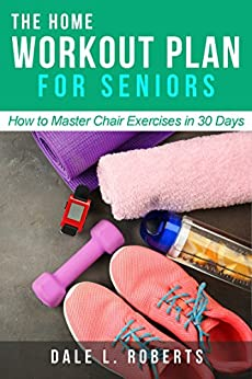 Home Workout Plan Seniors Exercises ebook product image