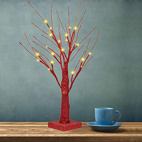 Bolylight LED Table Lamp Birch Money Tree Gift