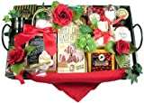 Gift Basket Drop Shipping RiAnSh Rise and Shine44; Deluxe Breakfast Tray