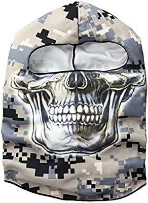 Your Choice Thin UV Protective Balaclava Motorcycle Cycling Sports Skull Face Mask