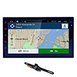 TOCADO-In-Dash-Car-DVd-Player-with-7-Display-GPS-Navigation-Android-60-Double-2-DIN-Car-Stereo-with-Bluetooth-SD-USB-RDS-Radio-for-Universal-Car-Backup-Camera