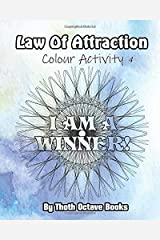 Law of Attraction: Colour Activity 4 Paperback