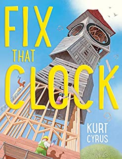 Book Cover: Fix That Clock