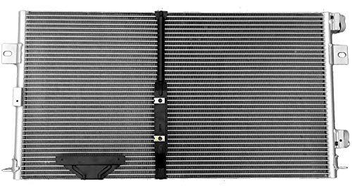 Sunbelt A/C AC Condenser For Dodge Grand Caravan Plymouth Grand Voyager 4709 Drop in Fitment ()