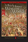 img - for A Brief History of the Western World, Volume II: Since 1300 (with CD-ROM and InfoTrac) book / textbook / text book