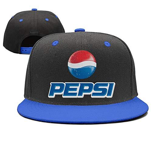 uter ewjrt Adjustable Pepsi-Logo- Snapback Hats Fitted Sports Cap