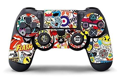 Adhesivos Logo para Playstation 4, PS4: Amazon.es: Industria, empresas y ciencia