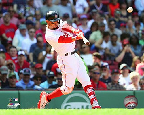 Boston Red Sox 2007 Printed - The Boston Red SoxMookie Betts 8x10 Photo Picture