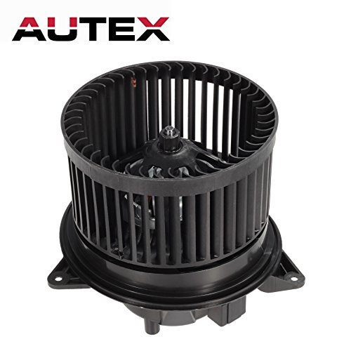 AUTEX HVAC Blower Motor Assembly 700105 615-00601 Replacement for 2000 2001 2002 2003 2004 2005 2006 2007 ford Focus 2010 2011 2012 2013 ford Transit 2002 2003 2004 2005 2006 2007 2008 Jaguar X-Type by AUTEX
