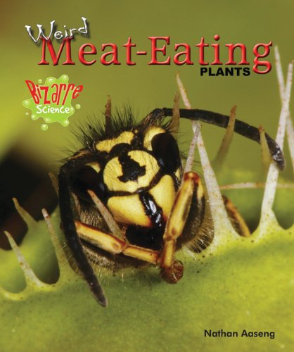 Meat Eating Plants - Weird Meat-Eating Plants (Bizarre Science)