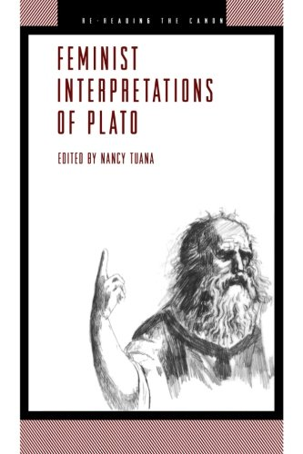 Feminist Interpretations of Plato (Re-Reading the Canon)