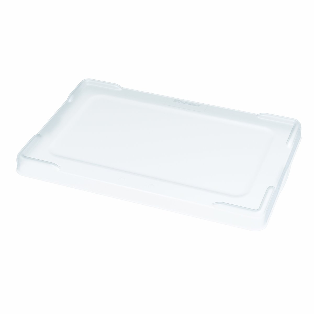 Akro-Mils 33061 Clear Snap on Plastic Lid for Akro-Mils 33164, 33166, 33168 Grid Box, Case of 4