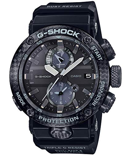 Casio G-Shock GWR-B1000-1AJF GRAVITYMASTER Radio Solar Bluetooth Carbon Core Guard Watch (Japan Domestic Genuine Products) …