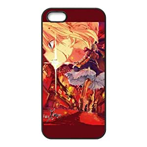 Saber Alter Fate Zero Game iPhone 4 4s Cell Phone Case Black DAVID-244621