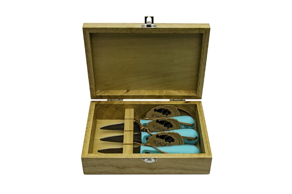 Toadfish Oyster Knife Set by Toadfish