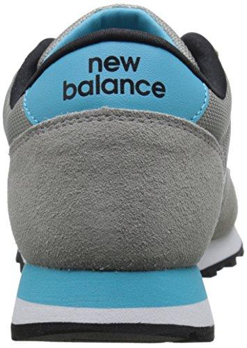 New Balance Womens 501 Ballistic Classics Traditionnels Mesh Trainers Gris/Azul