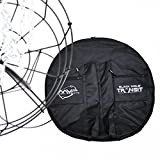 MVP Disc Sports Black Hole Pro Basket Transit Bag