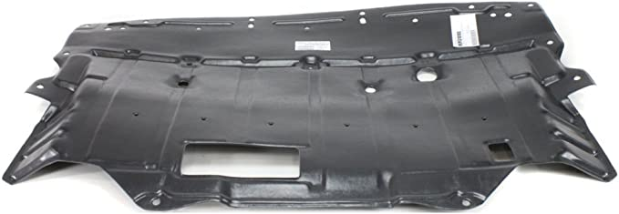 New Front Left Driver Side Undercar Shield For 2003-2009 Nissan 350Z /& 2003-2007 Infiniti G35 NI1228116