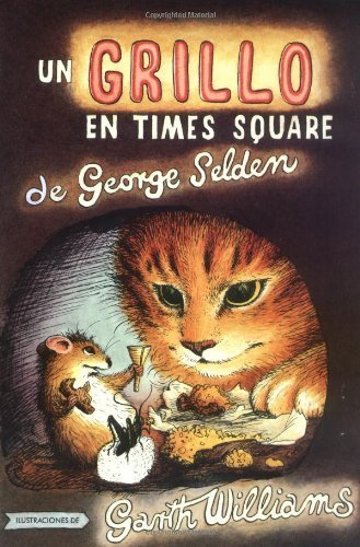 Un Grillo En Time Square: En Espa?l (The Cricket in Times Square, Spanish Edition) by George Selden - In Square Times Stores Shopping