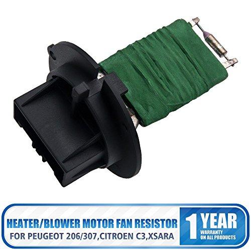 MASO Heater Blower Automatic Motor Fan Resistor: