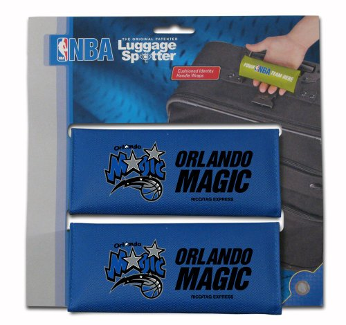Rico NBA Orlando Magic Single Luggage Spotter by Rico