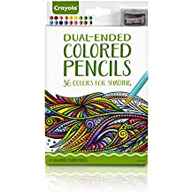 Crayola Dual Ended Coloring Pencils