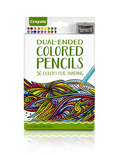 Colored Pencils are a great Easter basket idea for tweens and teens