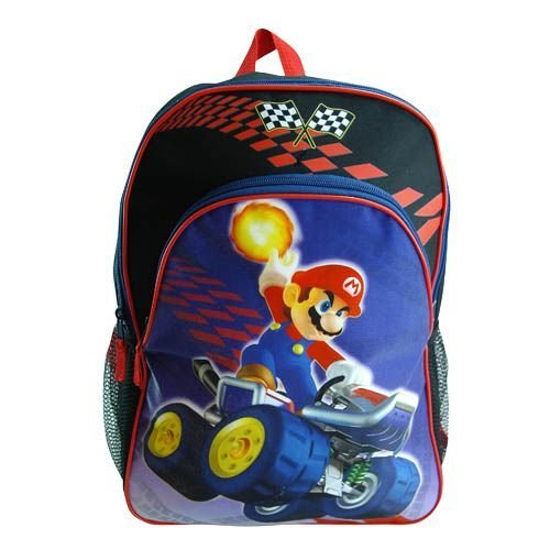 Super Mario Large Backpack School