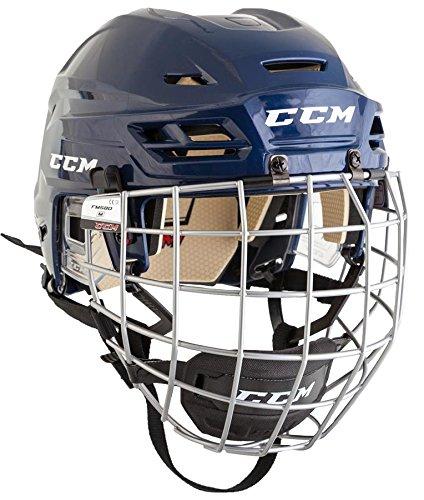CCM Resistance 110 Hockey Helmet Combo [SENIOR]