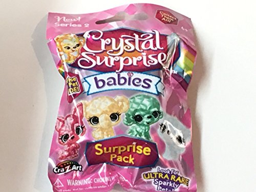 Crystal Surprise babies Pack Blind